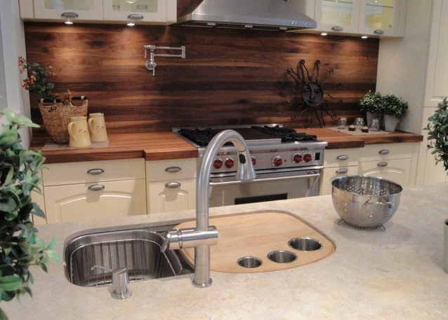 Sinks and Faucets by C-Tech-I | Madeira Stone