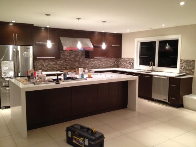 White Caesarstone Kitchen Countertops Part - 47: ... White Caesarstone Quartz Countertops. For ...